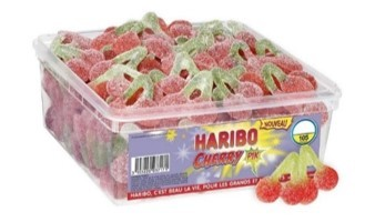 Happy Cheries Fizz Haribo